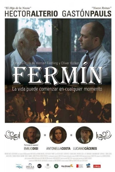 Caratula, cartel, poster o portada de Fermín