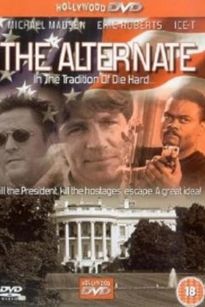 Caratula, cartel, poster o portada de Conspiración en la Casa Blanca