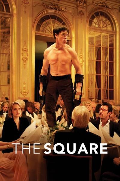 Caratula, cartel, poster o portada de The Square