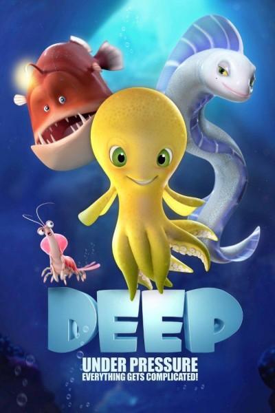 Caratula, cartel, poster o portada de Deep