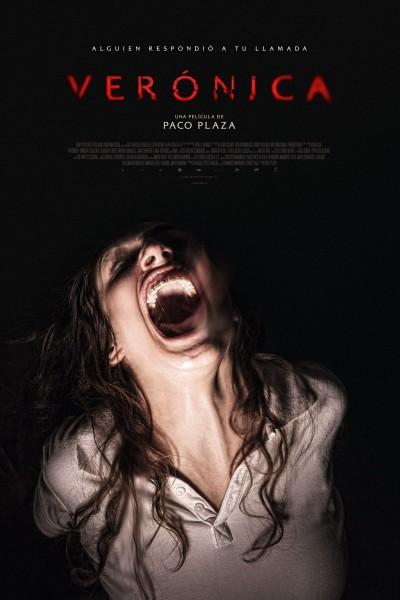 Caratula, cartel, poster o portada de Verónica