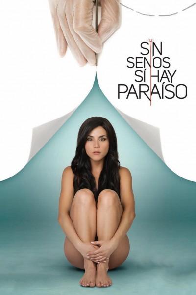 Caratula, cartel, poster o portada de Sin senos sí hay paraíso