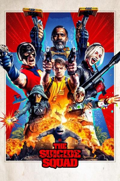 Caratula, cartel, poster o portada de Suicide Squad 2