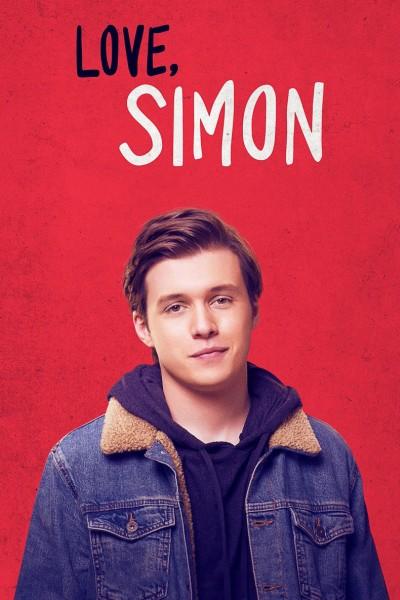 Caratula, cartel, poster o portada de Con amor, Simon