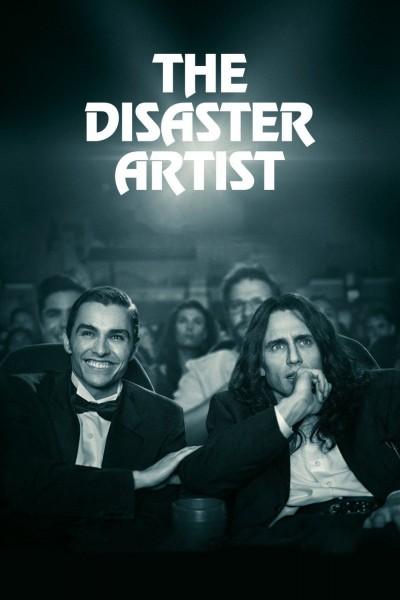 Caratula, cartel, poster o portada de The Disaster Artist