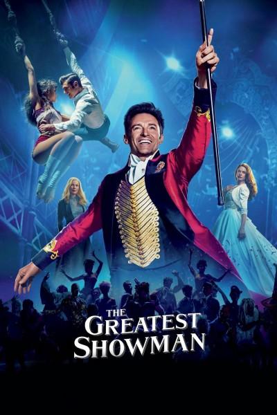 Caratula, cartel, poster o portada de El gran showman