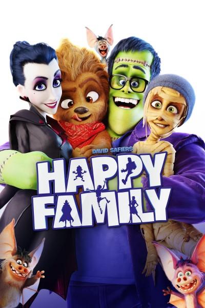 Caratula, cartel, poster o portada de Una familia feliz