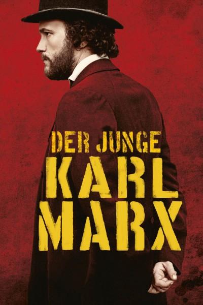 Caratula, cartel, poster o portada de El joven Karl Marx
