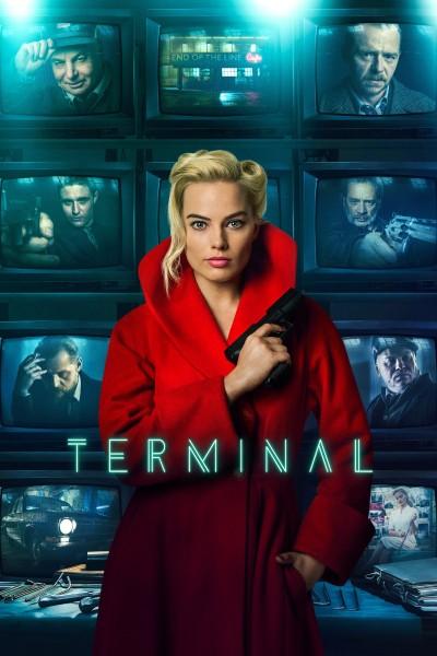 Caratula, cartel, poster o portada de Terminal