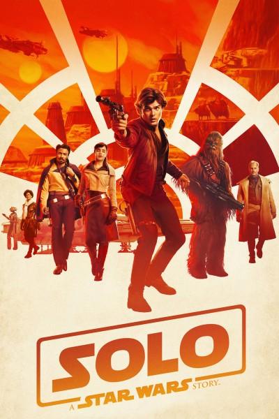 Caratula, cartel, poster o portada de Han Solo: Una historia de Star Wars