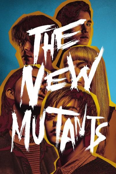 Caratula, cartel, poster o portada de Los nuevos mutantes