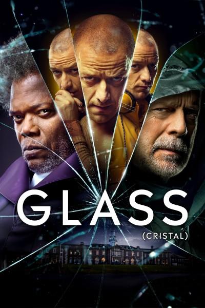 Caratula, cartel, poster o portada de Glass (Cristal)