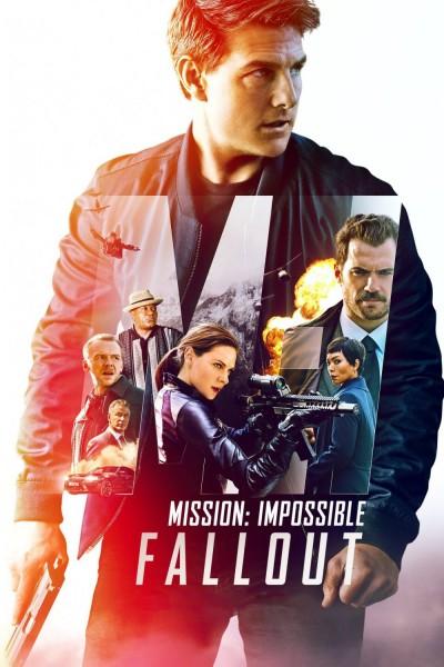 Caratula, cartel, poster o portada de Misión Imposible: Fallout