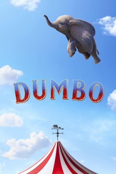 Caratula, cartel, poster o portada de Dumbo