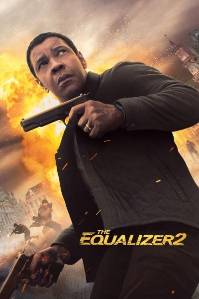 Caratula, cartel, poster o portada de The Equalizer 2