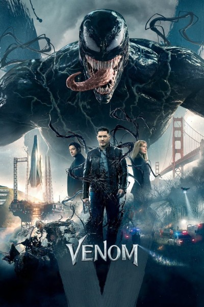 Caratula, cartel, poster o portada de Venom