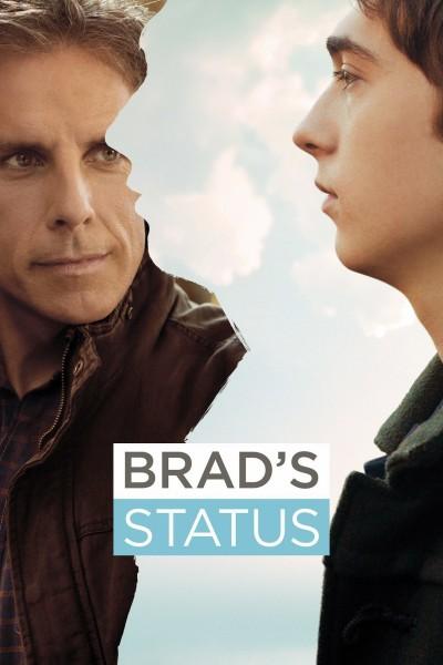 Caratula, cartel, poster o portada de Qué fue de Brad