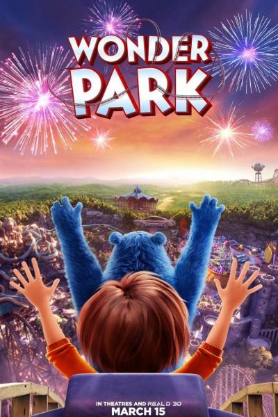 Caratula, cartel, poster o portada de El parque mágico