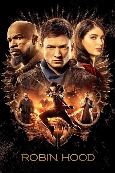 Caratula, cartel, poster o portada de Robin Hood