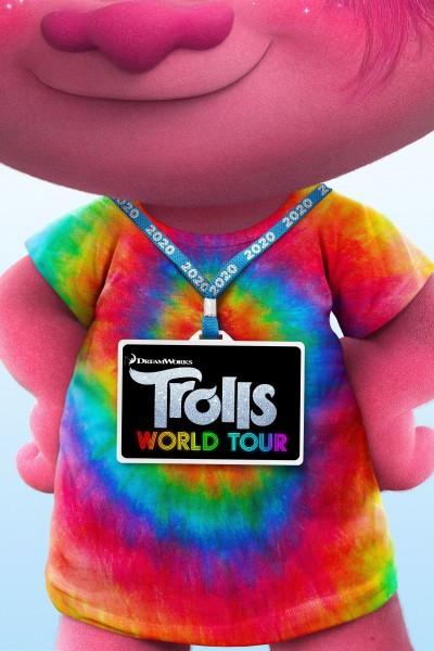 Caratula, cartel, poster o portada de Trolls 2: Gira mundial