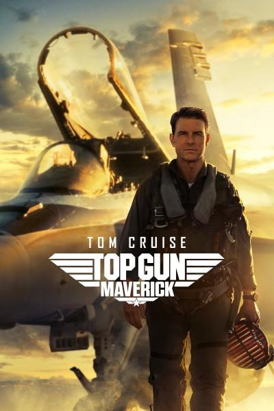Caratula, cartel, poster o portada de Top Gun: Maverick