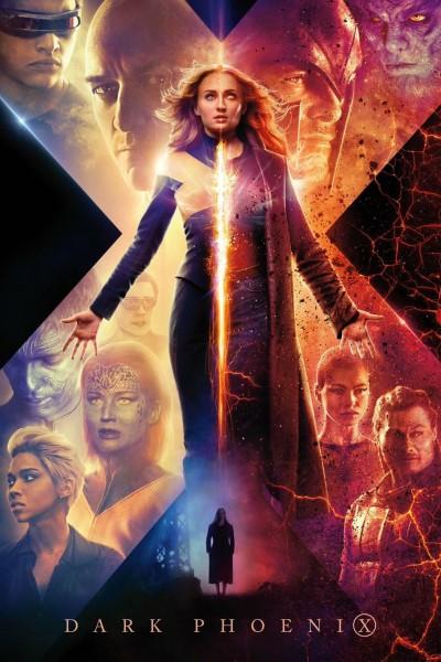 Caratula, cartel, poster o portada de X-Men: Fénix Oscura