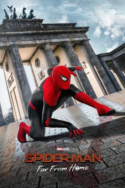 Caratula, cartel, poster o portada de Spider-Man: Lejos de casa