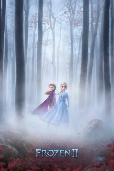 Caratula, cartel, poster o portada de Frozen II