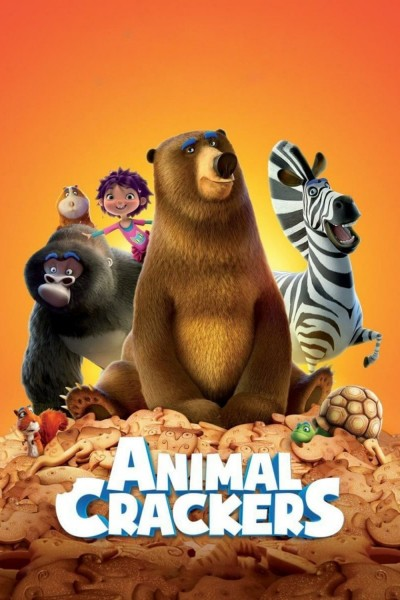Caratula, cartel, poster o portada de Animal Crackers