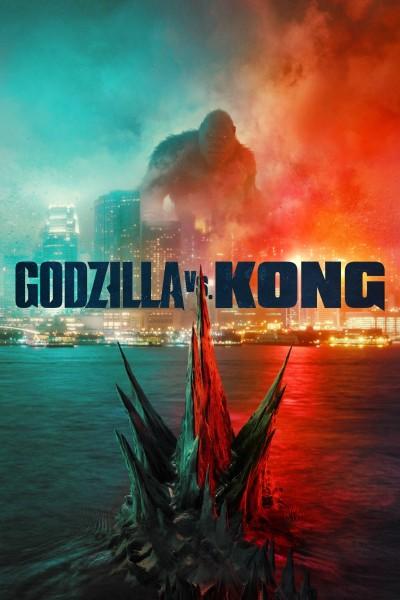 Caratula, cartel, poster o portada de Godzilla vs. Kong