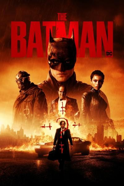 Caratula, cartel, poster o portada de The Batman
