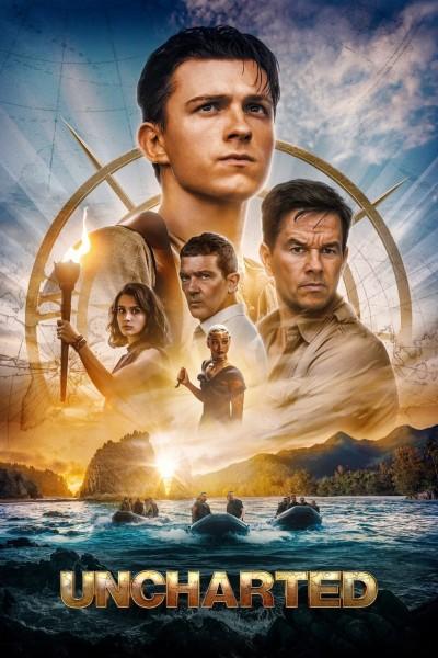 Caratula, cartel, poster o portada de Uncharted