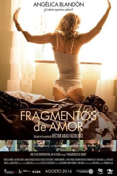 Caratula, cartel, poster o portada de Fragmentos de amor