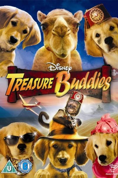 Caratula, cartel, poster o portada de Buddies: Cazadores de tesoros