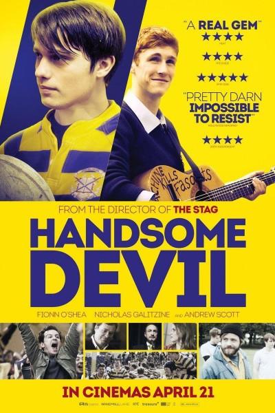 Caratula, cartel, poster o portada de Handsome Devil