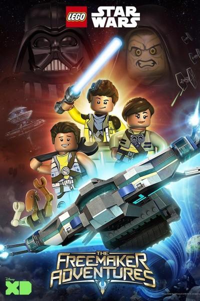Caratula, cartel, poster o portada de Lego Star Wars: Las aventuras de los Freemakers