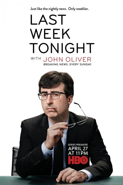 Caratula, cartel, poster o portada de Last Week Tonight with John Oliver