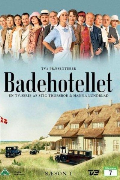 Caratula, cartel, poster o portada de Badehotellet