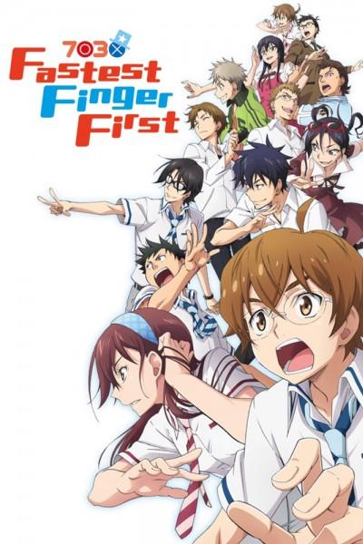 Caratula, cartel, poster o portada de 7O3X Fastest Finger First