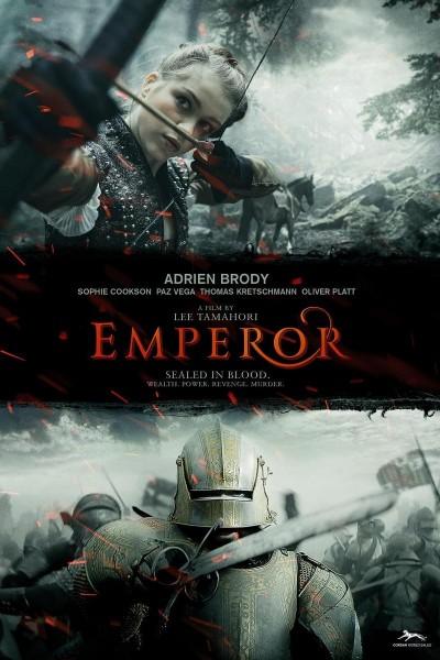 Caratula, cartel, poster o portada de Emperor