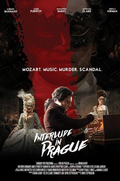 Caratula, cartel, poster o portada de Interlude in Prague
