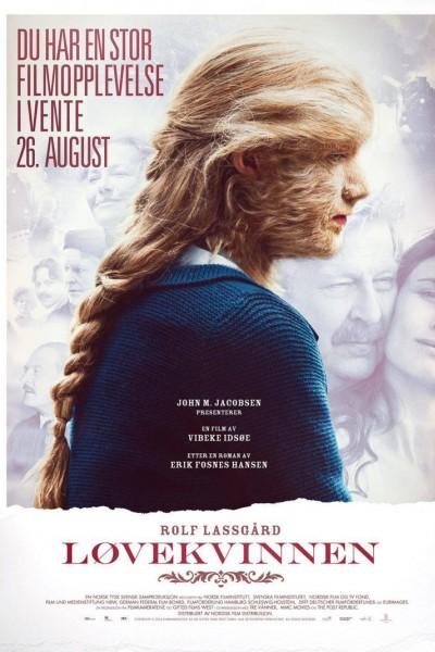 Caratula, cartel, poster o portada de The Lionwoman