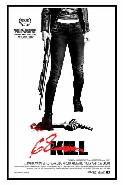 Caratula, cartel, poster o portada de 68 Kill