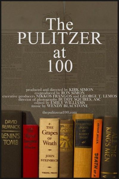 Caratula, cartel, poster o portada de The Pulitzer at 100