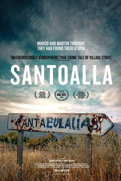 Caratula, cartel, poster o portada de Santoalla