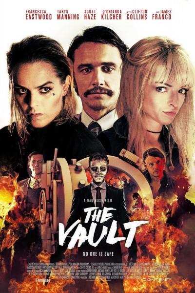 Caratula, cartel, poster o portada de La bóveda (The Vault)