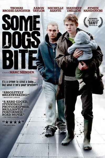 Caratula, cartel, poster o portada de Some Dogs Bite