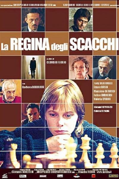 Caratula, cartel, poster o portada de La regina degli scacchi