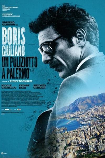 Caratula, cartel, poster o portada de Boris Giuliano: Un poliziotto a Palermo