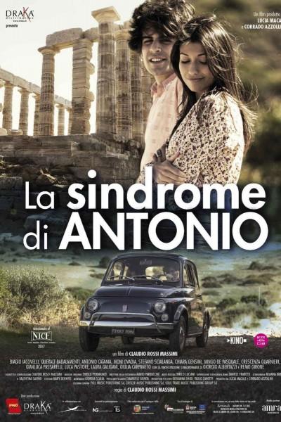 Caratula, cartel, poster o portada de La sindrome di Antonio